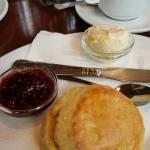 Best cream tea in Somerset