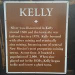Ghost Town of Kelly