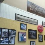 The decor is eclectic and representative of local history and culture.