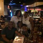 Celebrating Grandma's Birthday