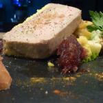 Délice du périgord ( foie-gras fait maison)