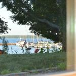 View out Lakeside Jacuzzi Suite #1