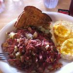 Totally Awesome Corned Beef Hash