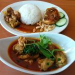 Malaysian Hut Restaurant Foto