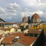 Vista desde terraza privada Suite