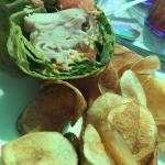 Boilerplate Wrap at Grille at Three Crowns