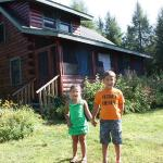 The Tamarack Cabin
