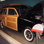 1951 Country Squire Driven in the Peace River country