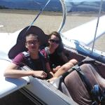 3 seater glider