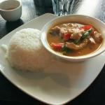 Penang Curry with Pork