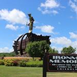 Iron Man Statue Foto