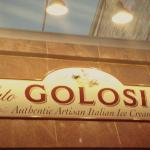 Golosi - on the north side of the street - almost next to the Town Hall