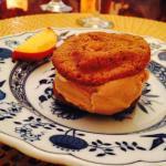 Dessert--ice cream sandwich