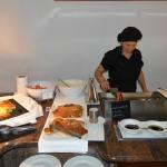 Restaurante Bonavista, Buffet, Show Cooking