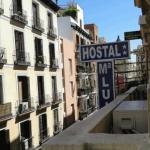 Hostal María Luisa. Calle Hortaleza