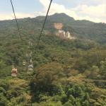 View from Maokon gondola