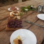 lovely food from made by Wendy