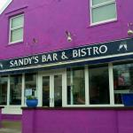 Sandy's Bar & Bistro, Rhosneigr