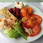 Salade entrée