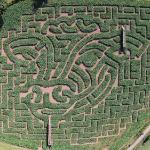 Maize Maze at Cawthorne