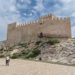 Castillo de Petrer. (Abril de 2015)
