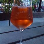 Vinho de maça Rosé