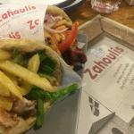 Great authentic greek food!