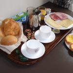 Petit- déjeuner