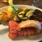 Steak and Lobster...BEST CHOICE