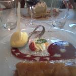un dessert comme je l'aime