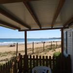 Vistas desde Bugalow Beach Premium