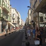 Shopping on Rue d'Antibes