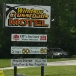 Foto de Windsor Crossroads Motel