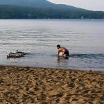 Lake George Battleground Campground Foto
