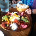 Meat platter starter for 2
