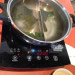 shabu shabu cooking pot