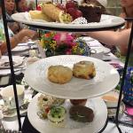 The Blue Willow afternoon tea