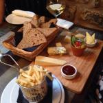 Platter... Cheese selections
