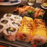 California saumon, Tiger et Mexican