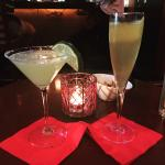 Amazing drinks and appetizers!
