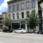 A Tavola exterior from Vine Street