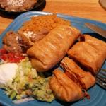 Chimichangas