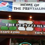 Home of the Pretzelini