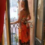 Vesta apartaments balcony