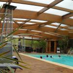Il fait chaud, voilà la piscine mise à votre disposition