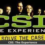 CSI: The Experience Photo