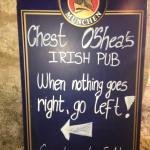 Photo of Chest O'Shea's Irish Pub