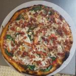 Just some random pictures of our pizzas and such