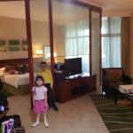 Foto de Fujairah Rotana Resort & Spa - Al Aqah Beach