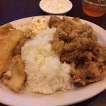 Mahi Mahi & Lemon Chicken
